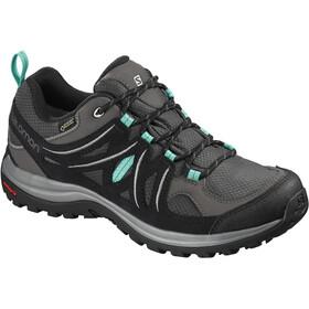 Salomon Ellipse 2 GTX Shoes Dame magnet/black/atlantis